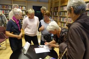 Fyra generationer kvinnor Anita Hammarsted författare