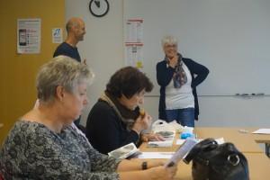 Anita Hammarstedt författare till böckerna Fyra generationer kvinnor och Mitt liv