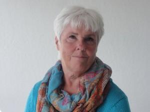 Anita Hammarstedt författare till boken Fyra generationer kvinnor